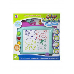 Color Wordpad Band Magnetic Board Learning Table