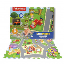 Fisher Price Little People Megamat - 71 cm x 48 cm