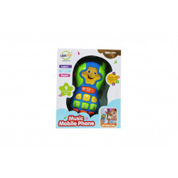 Chimstar Music Mobile Phone Toy, Multicoloured