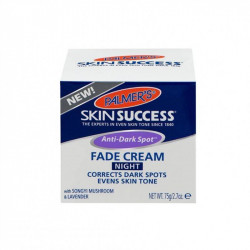 Palmer's Skin Success Fade Cream Anti Dark Spots For All Skin Types with Songyi Mushroom & Lavender, 2.7 oz