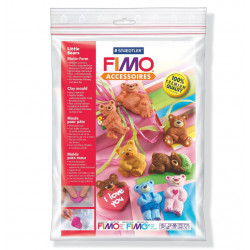 Staedtler FIMO® 8742 Clay Mould, Little Bears