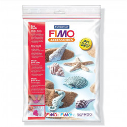 Staedtler FIMO® 8742 Clay Mould, Sea Shells