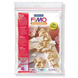 Staedtler FIMO® 8742 Clay Mould, Young Angels