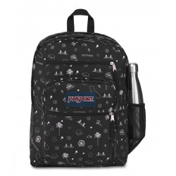 JanSport Big Student Backpack, California Icons