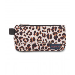 JanSport Medium Accessory Pouch, Leopard Life