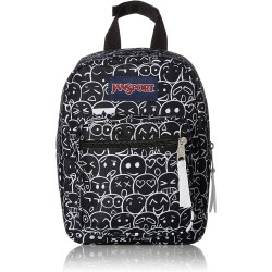 JanSport Big Break Backpack, Emoji Crowd