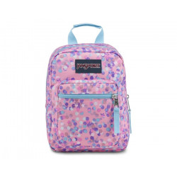 JanSport Big Break Backpack, Pink Sparkle Dot