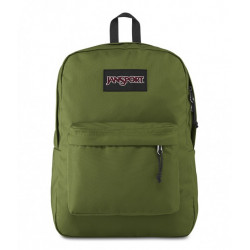 JanSport Black Label Superbreak Backpack, New Olive