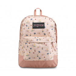 JanSport Black Label Superbreak Backpack, Tan Lines