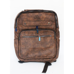 Videng King Backpack, Brown