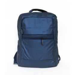 Steel Vove Backpack, Navy Blue