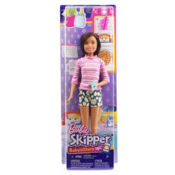 Barbie Skipper Babysitters Doll and Accessory