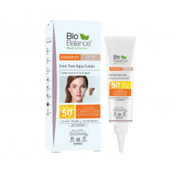 Bio Balance Sunspot Even Tone Aqua Fusion SPF 50 Dry Touch - 40 ml
