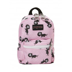JanSport Incredibles Lil Break Zipper Backpack, Incredibles Edna 0.5 L