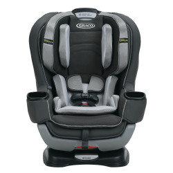 Graco Extend 2 Fit Convertible Car Seat, Byron