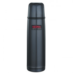 Thermos Light & Compact Beverage Bottle, 750 ml, Charcoal