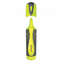 Maped Fluo Peps Highlighter, Yellow