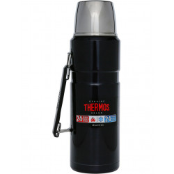 thermos Vacuum Insulated Stainless Steel Flask 1.2L