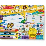 Melissa & Doug First Words Activity Pad