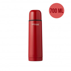 ThermoCafé by Thermos Stainless Steel Flask, 700ml, Red