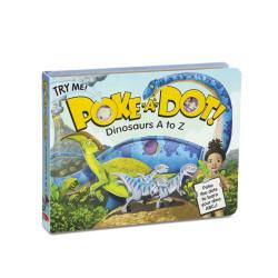 Melissa & Doug Poke a Dot: Dinosaurs A to Z