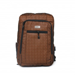 Amigo School Bag, Brown