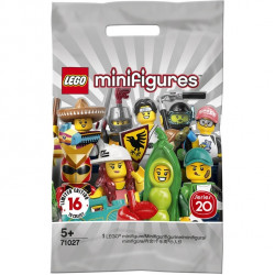 LEGO Minifigures Classic Series 20, 8 Pieces
