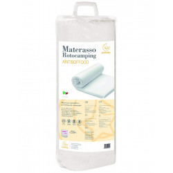 Italbaby Rotocamping - Anti-choking Mattress For Camping Cot Size 60x120cm