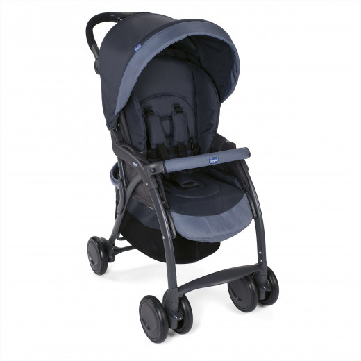 Chicco Simplicity Baby Stroller  0m+, Blue