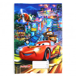 Amigo Drawing Book 8 pages Cars