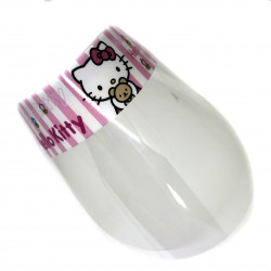 Face Shield Mask for Kids, 4-14 age, Hello Kitty