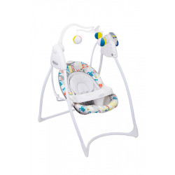 Graco Lovin Hug Swing, Patchwork