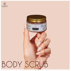 Florinto Red Mix Body Scrub 120ml