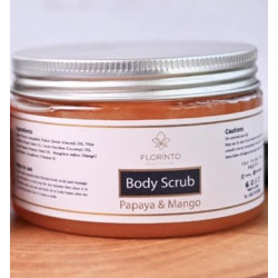 Florinto Papaya & Mango Body Scrub 120ml