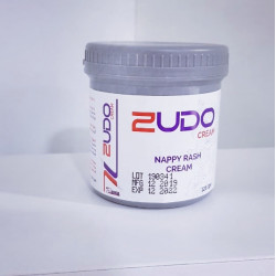 Zudo Antiseptic Healing Cream for Diaper Rash, 125 g