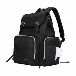 Colorland Changing Bag for Mothers, Black