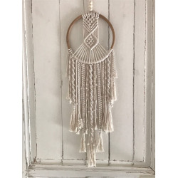 Tala's Made Macrame Dream Catcher