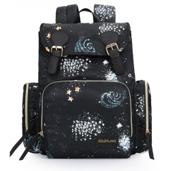 Colorland Changing Bag for Mothers, Bright Stars