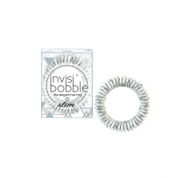 invisibobble Slim You're Greyt, 3 pieces