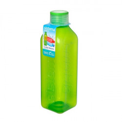 Sistema Hydrate Square  Bottle, 1 L - Green