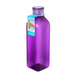 Sistema Hydrate Square  Bottle, 1 L - Purple