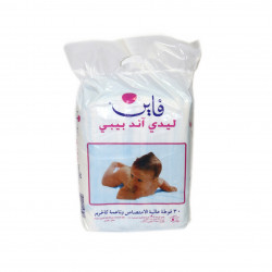 Fine Lady and Baby Highly Absorbent and Silky Soft, 30 Pads