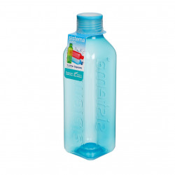 Sistema Hydrate Square  Bottle, 1 L - Clear