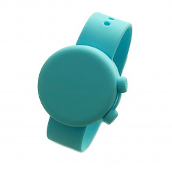ON The GO Hygiene Watch, Blue