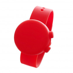 ON The GO Hygiene Watch, Red