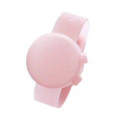 ON The GO Hygiene Watch, Baby Pink