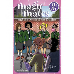 Magic Mates and the Battle of the Bullies Children's Book