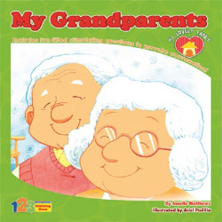 My Lovely Family Series My Grandparents Book