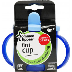 Tommee Tippee Essentials First Cup, Blue