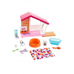 Barbie Dog Puppy House Playset